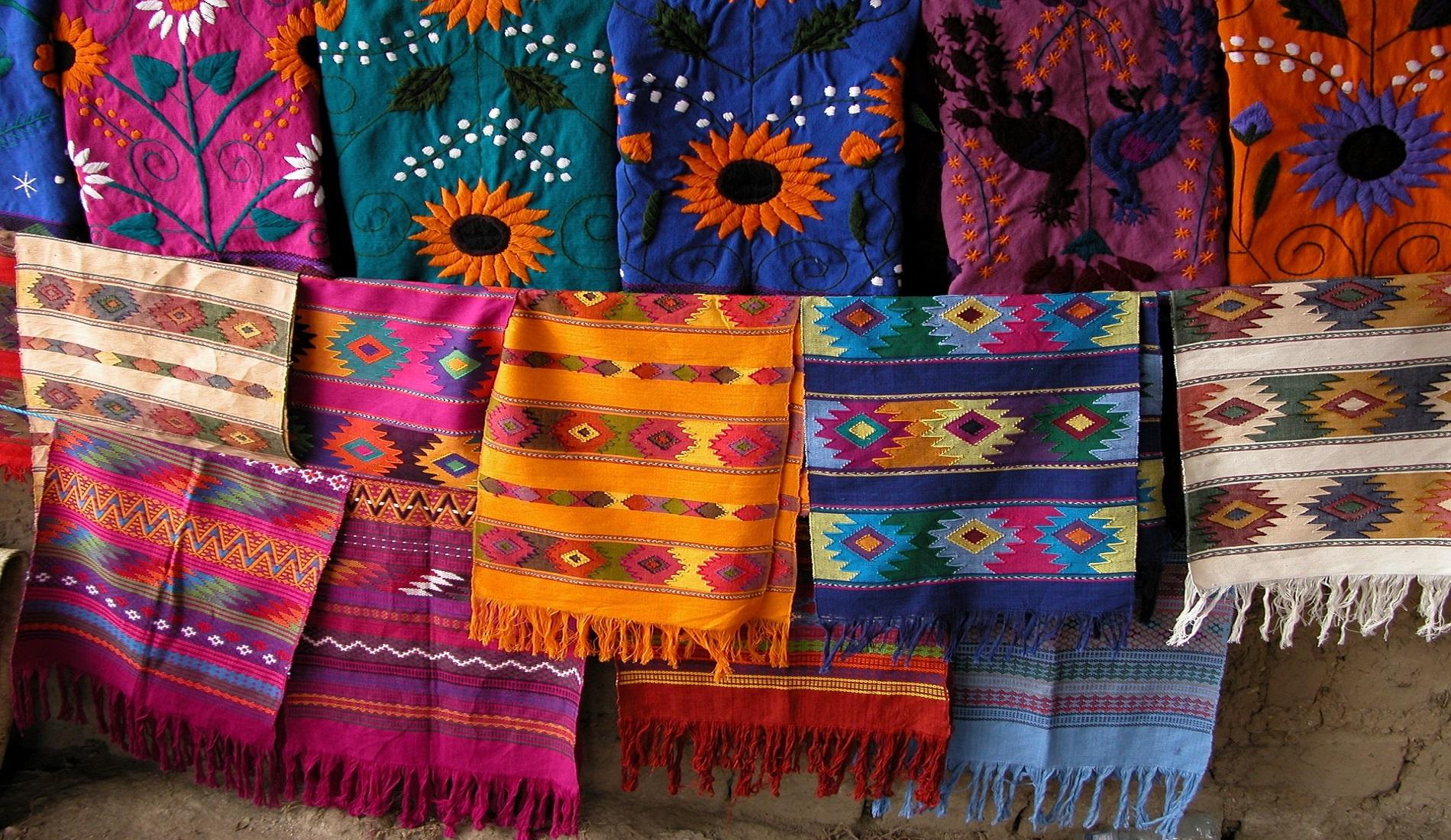 rondreis mexico guatemala belize kleden teotitlan