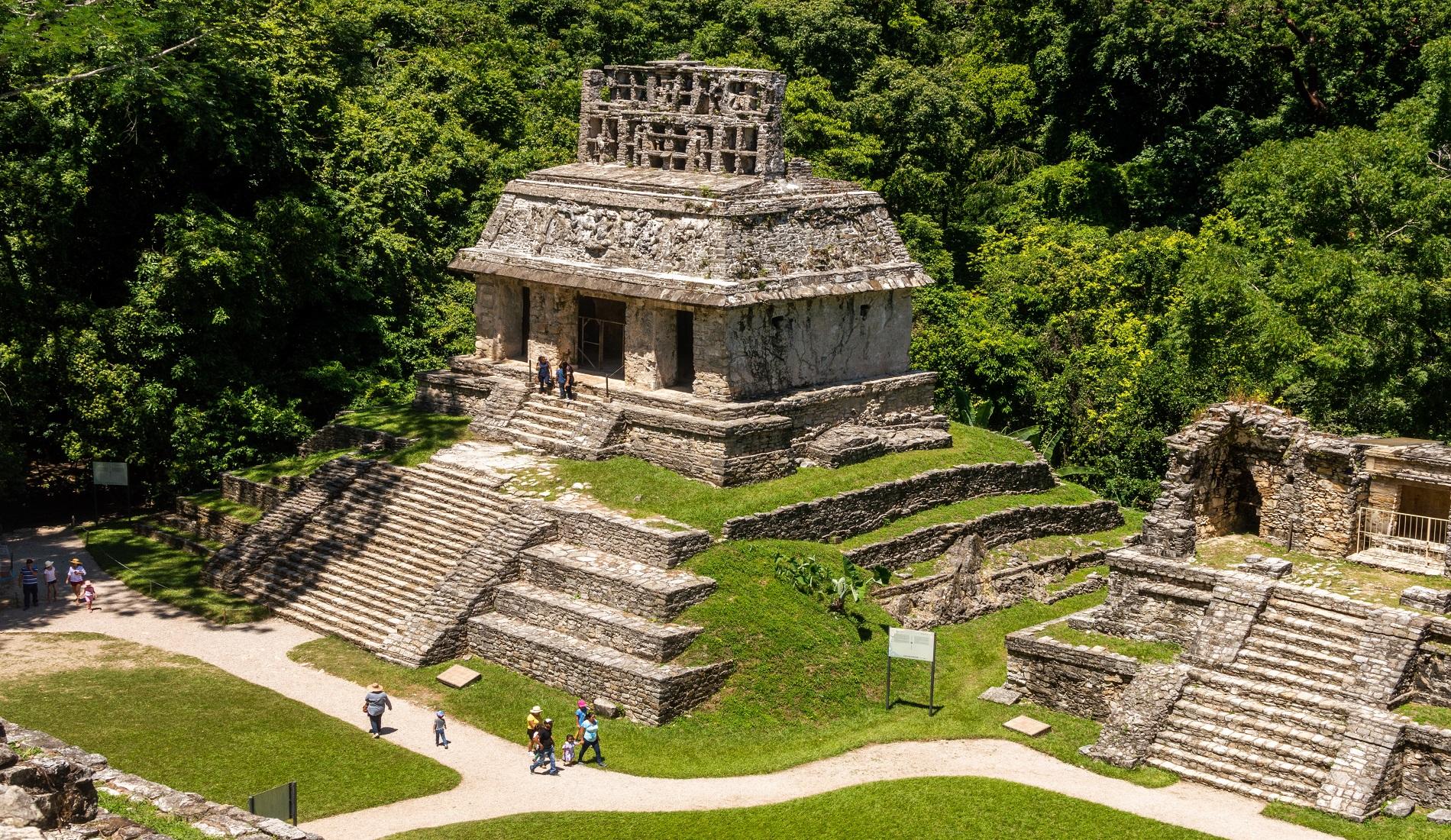 rondreis mexico guatemala belize palenque