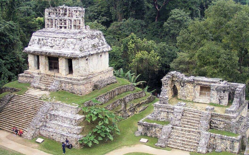 rondreis mexico palenque