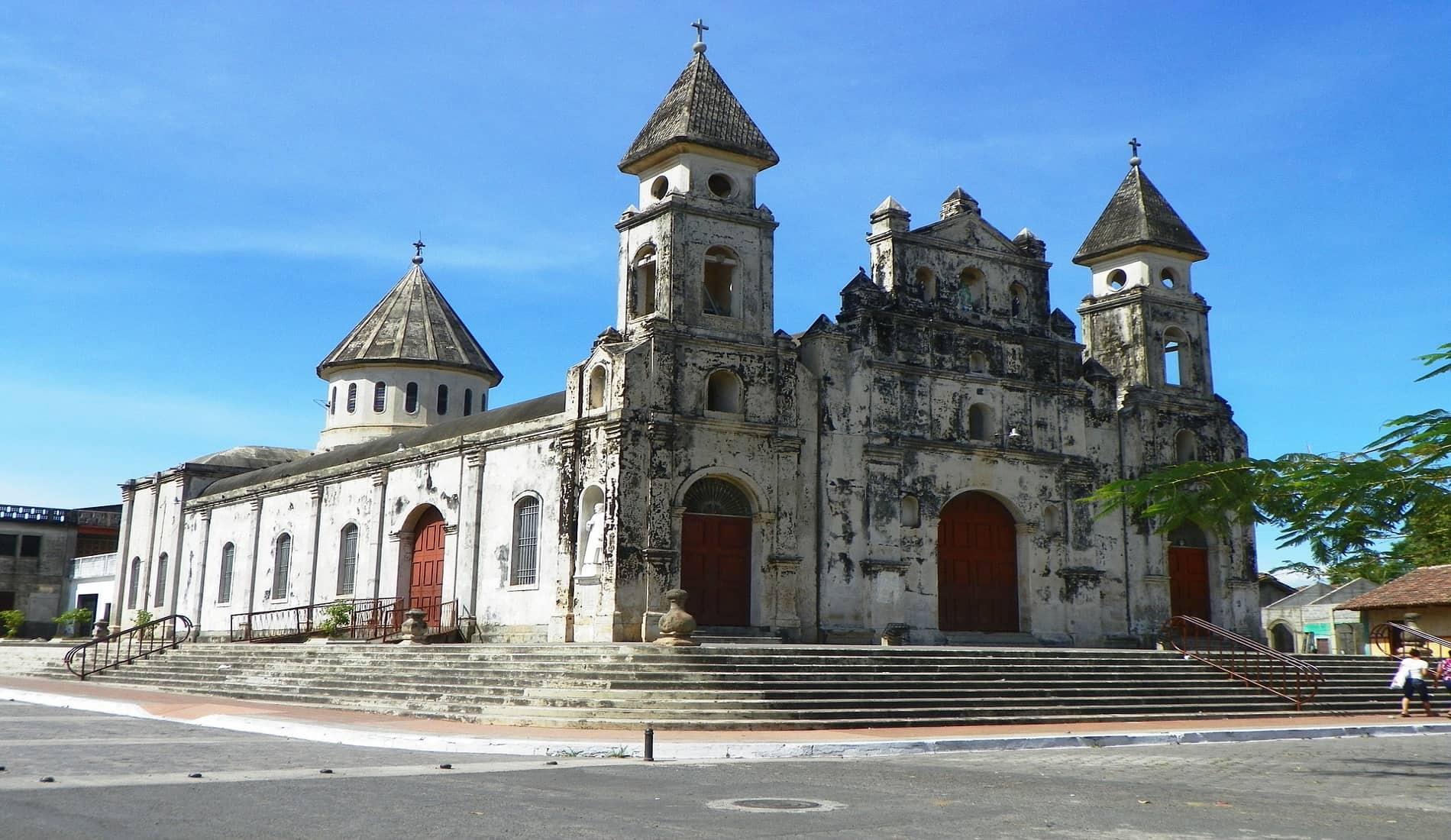 rondreis nicaragua kerk