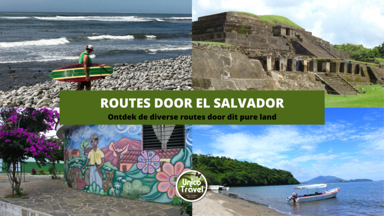 routes el salvador
