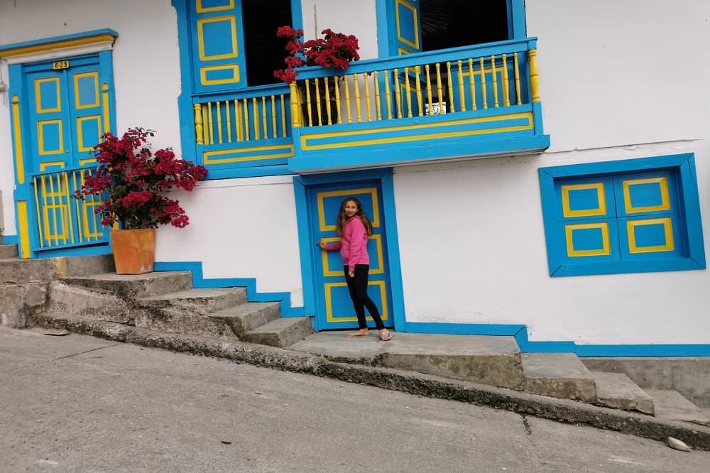 Reisverslag colombia Salento Aisha