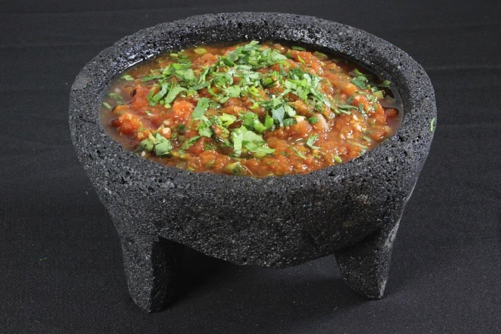 Salsa saus Mexico culinair