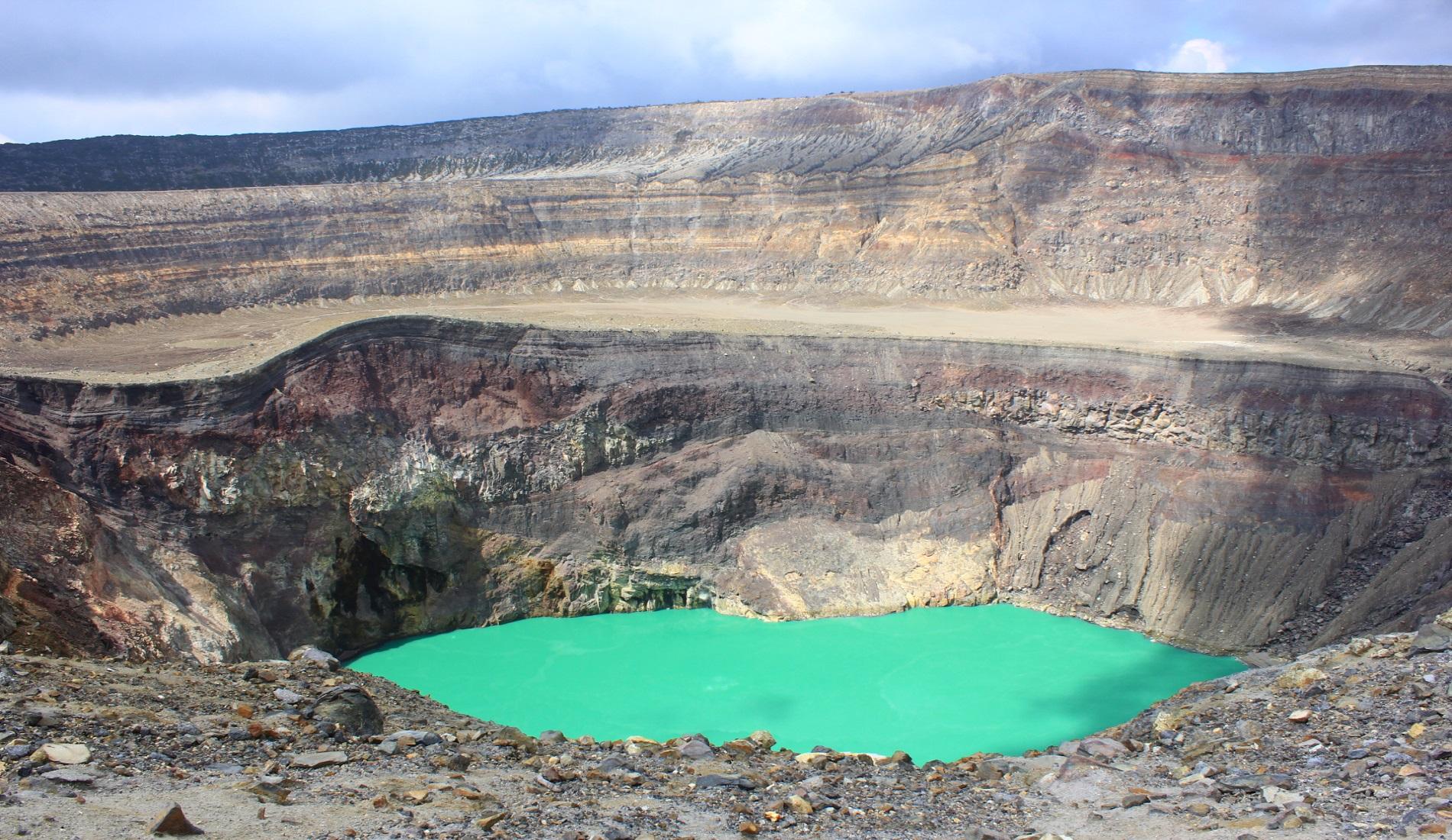 santa ana vulkaan
