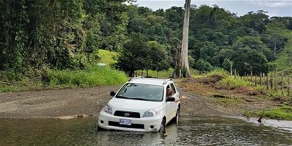 reizen naar Costa Rica
