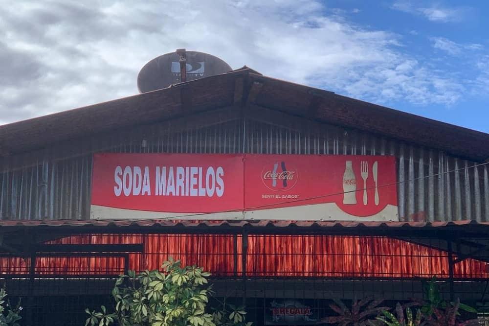 soda restaurant lokaal eten en drinken