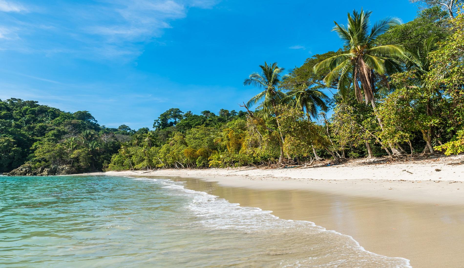 strand manuel antonio