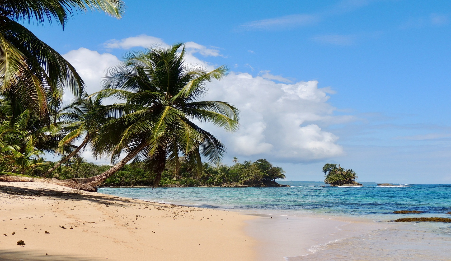 strandvakantie costa rica en panama bocas