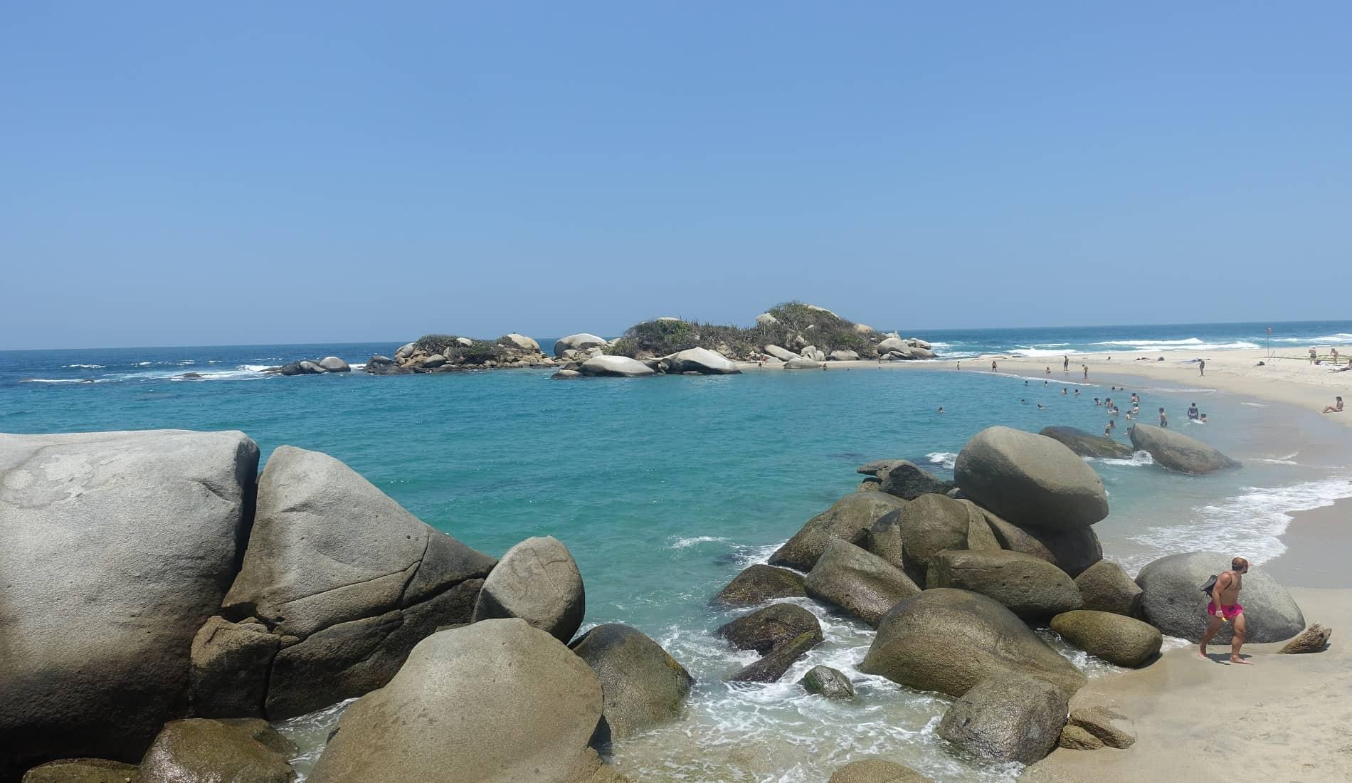 tayrona rondreis colombia