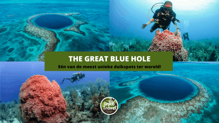 the great blue hole belize