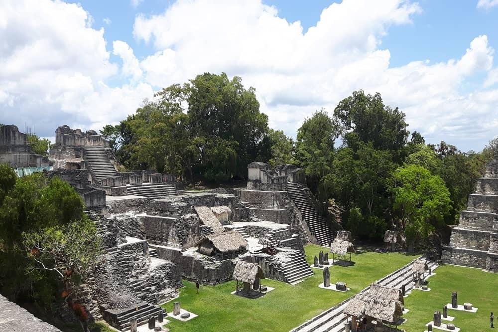 reisverslag van guatemala tikal