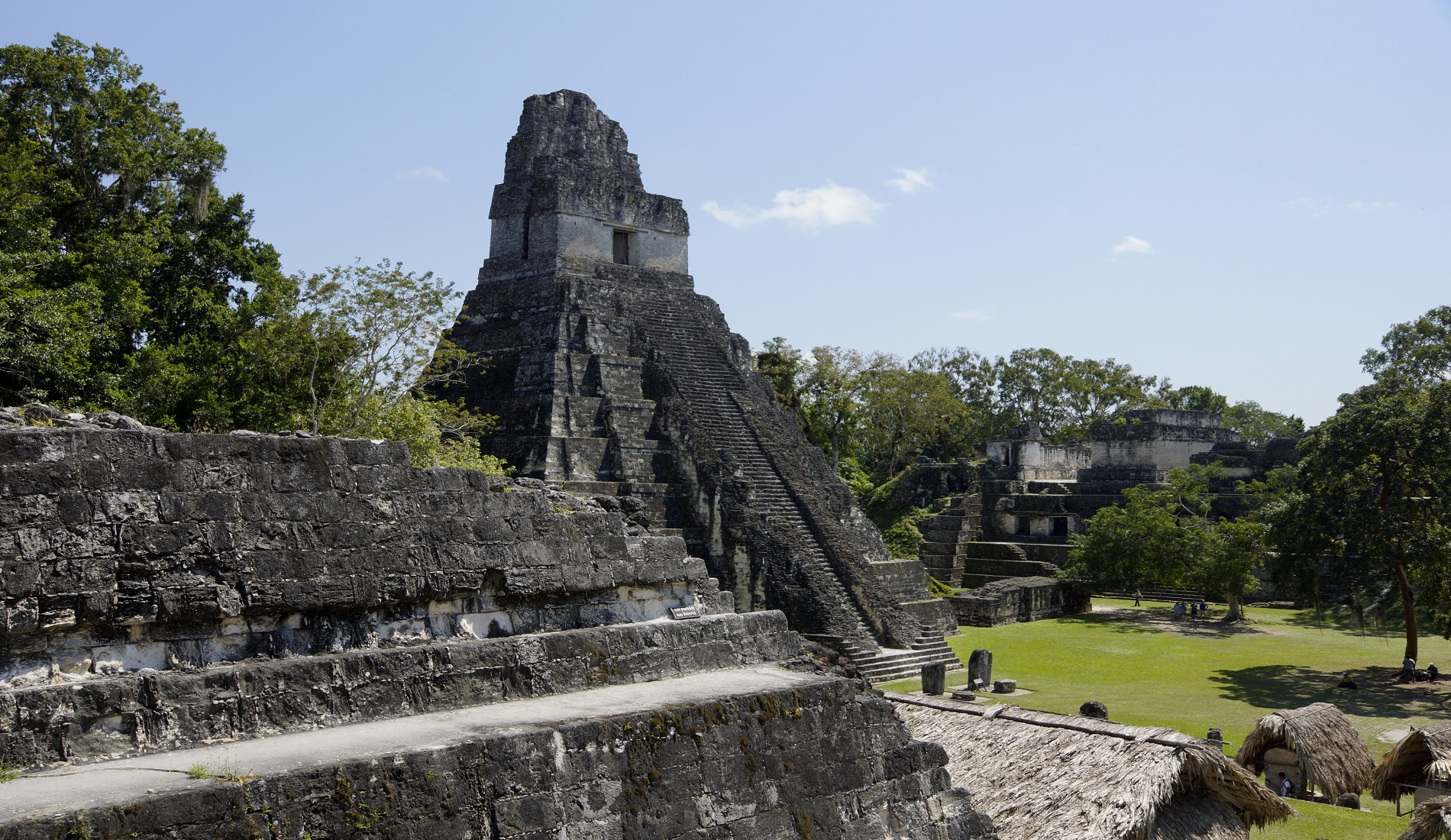 tikal ruines guatemala