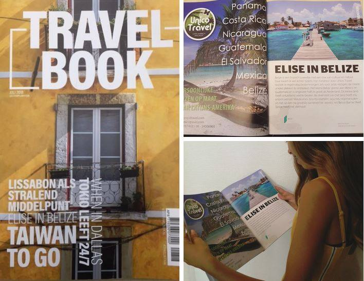 travelbook Unico Travel