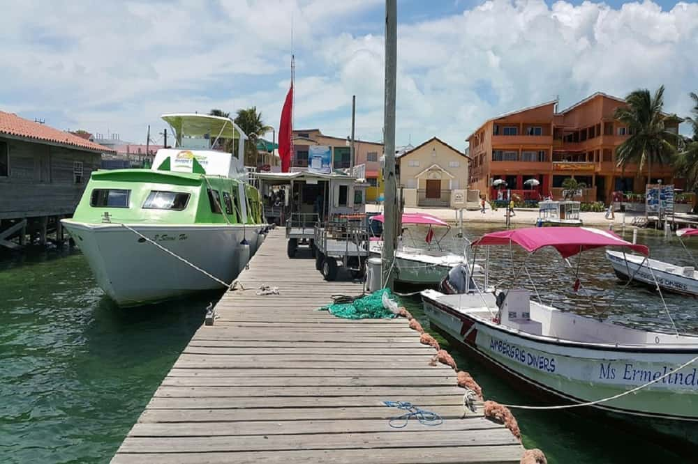 watertaxi belize