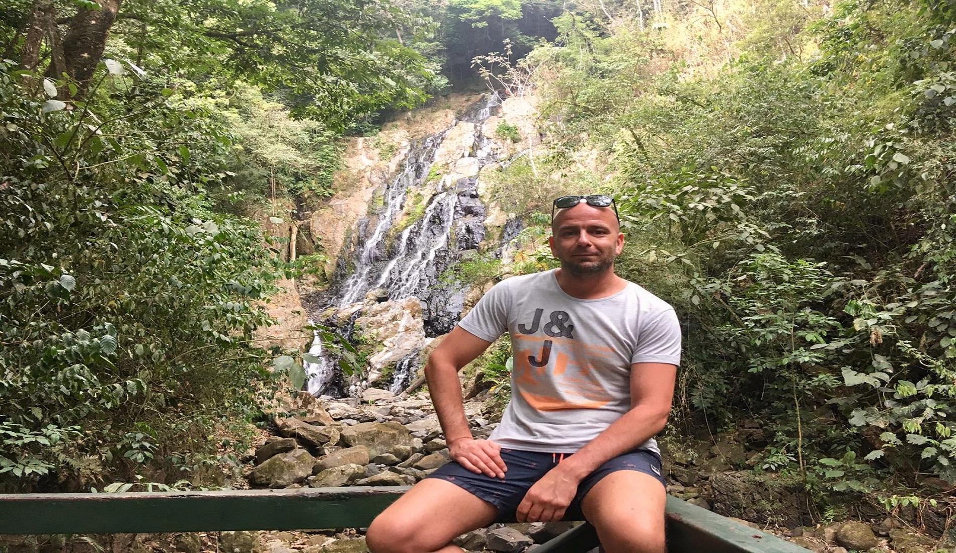 waterval el valle de anton
