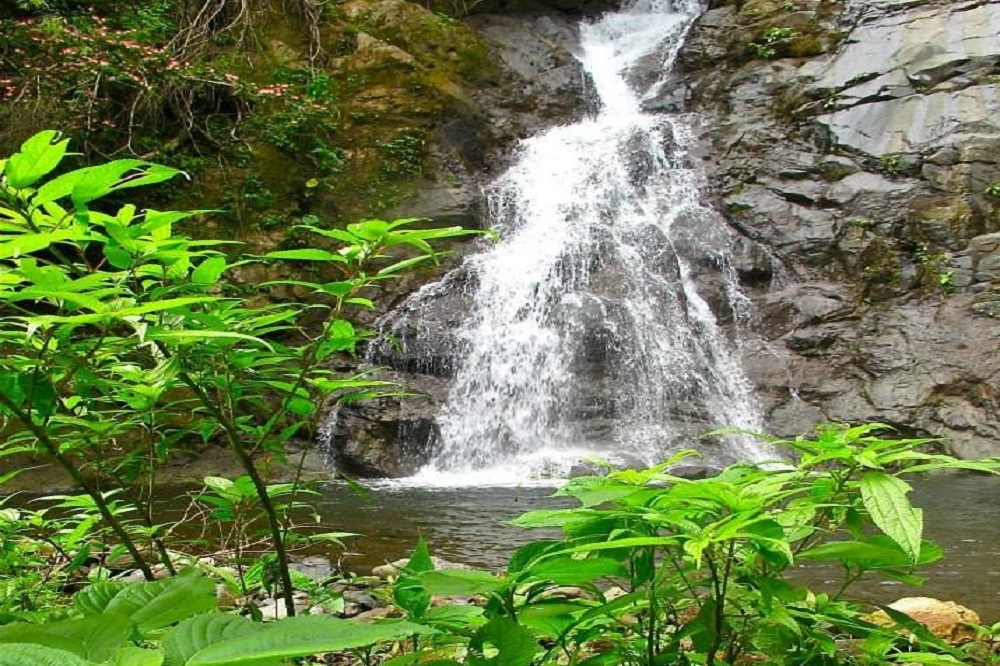 waterval hornito